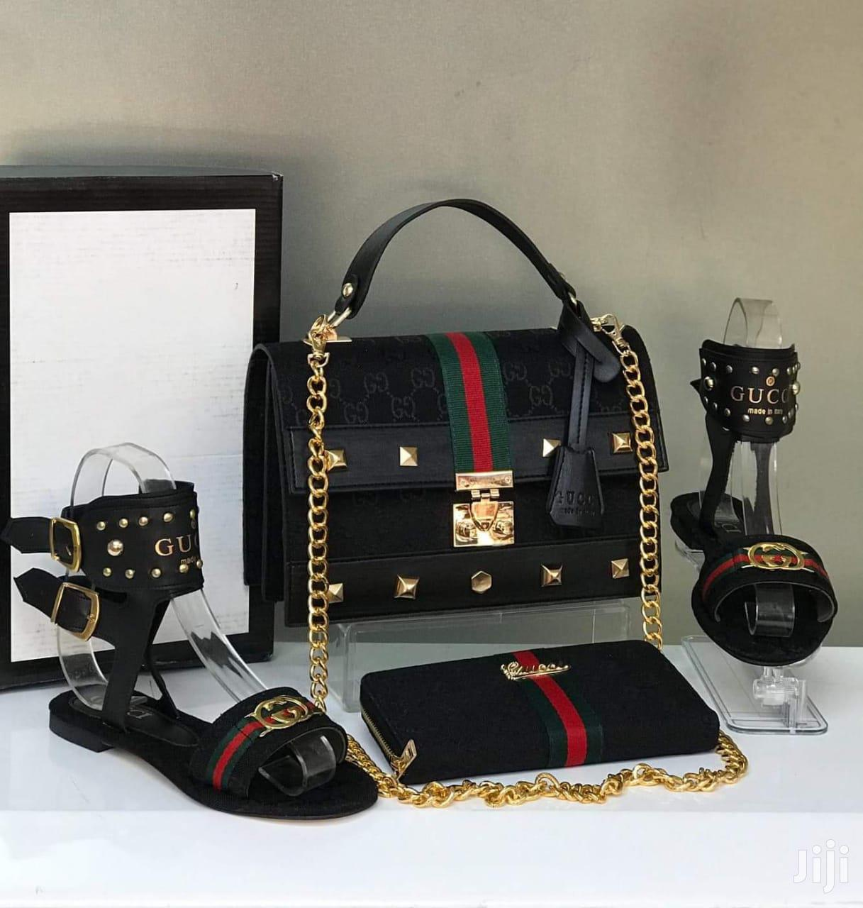 Archive: Matching Gucci Bag And Shoes