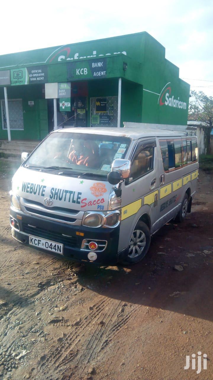 Archive Toyota Hiace In Misikhu Buses Microbuses Makato King Jiji Co Ke