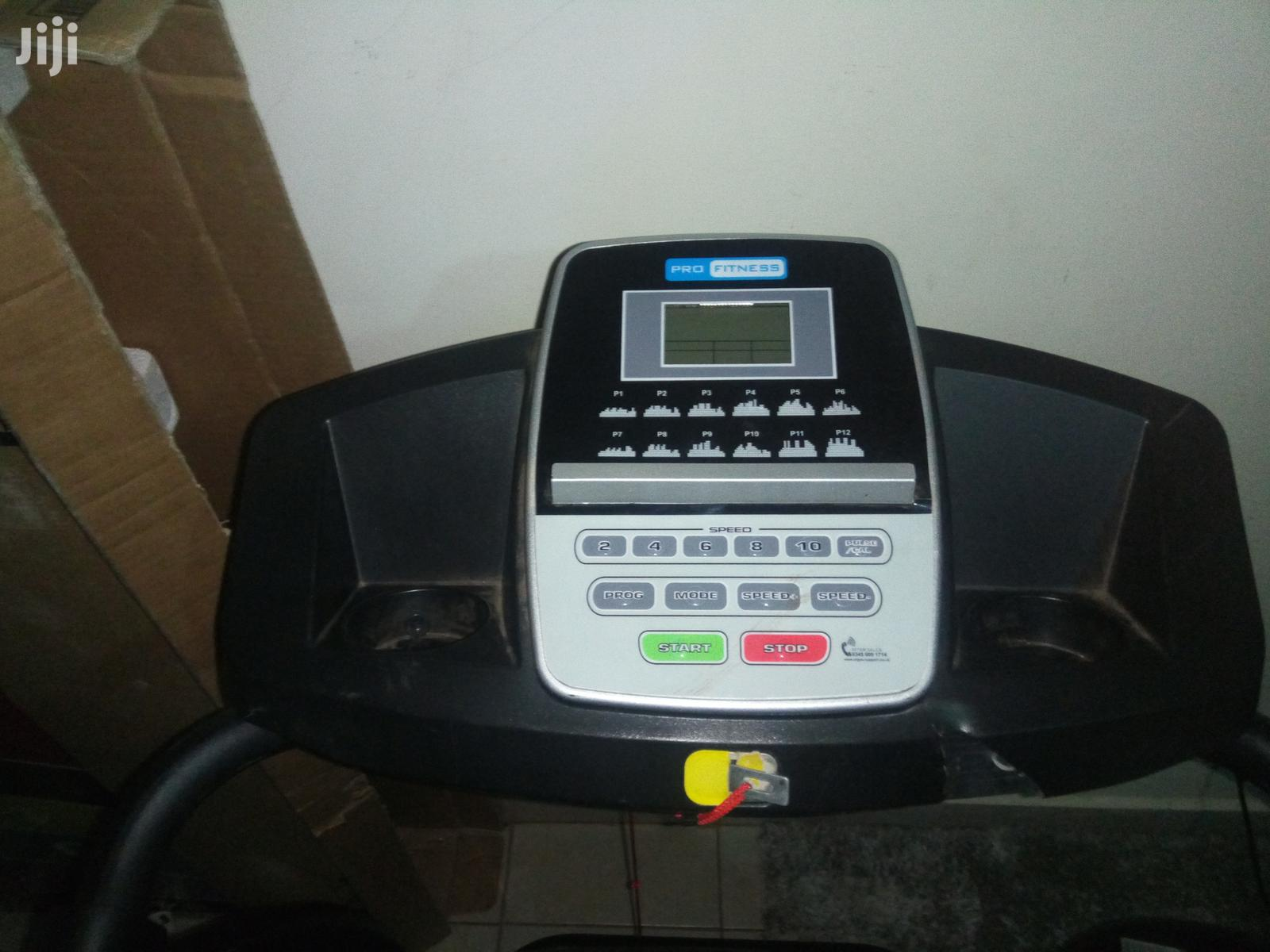 Archive: Electric Treadmill And Gym Weights For Sale