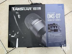 Takstar Drum Set Microphone   Musical Instruments & Gear for sale in Nairobi, Nairobi Central