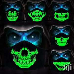 Face Masks Glow In The Dark Face Masks. 3 Ply Face Masks. Customised.