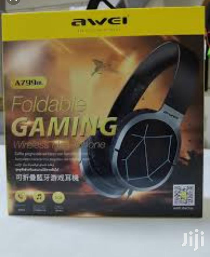 Awei A799bl Stereo Gaming Wireless Headphones.