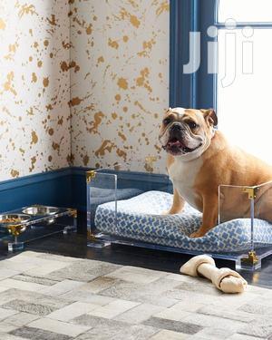 Dog Beds. Cat Beds. Customised Clear Crystal Design