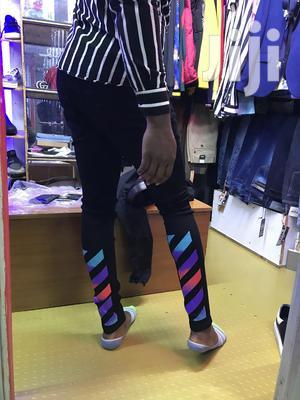 Off White Rainbow Designer Jeans   Clothing for sale in Nairobi, Nairobi Central