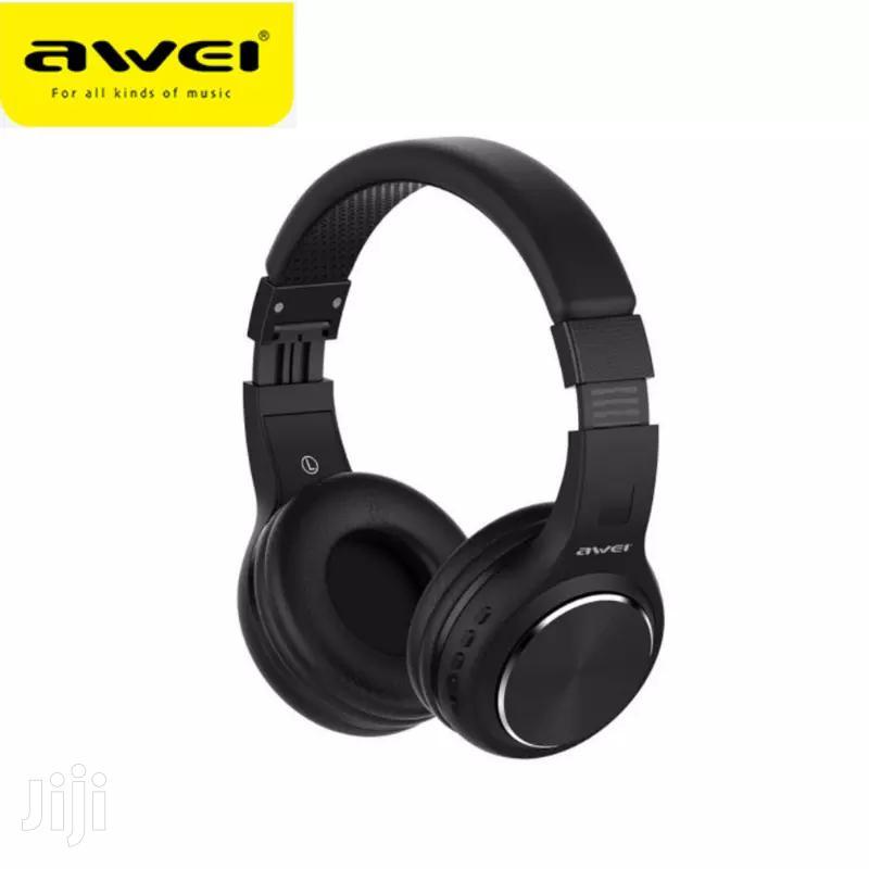 Original AWEI A600BL Bluetooth Headphones   Headphones for sale in Nairobi Central, Nairobi, Kenya