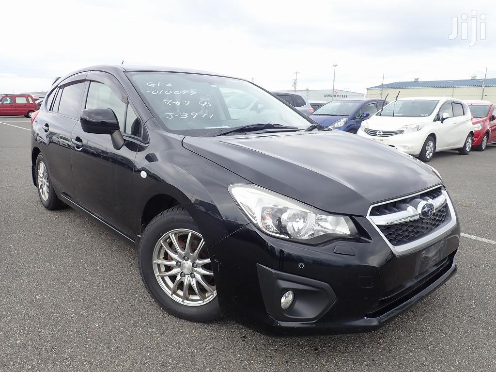 Subaru Impreza 2014 Gray