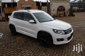 Volkswagen Tiguan 2013 S White