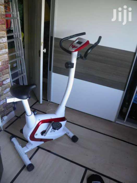 Gym Upright Magnetic Exercise Bikes