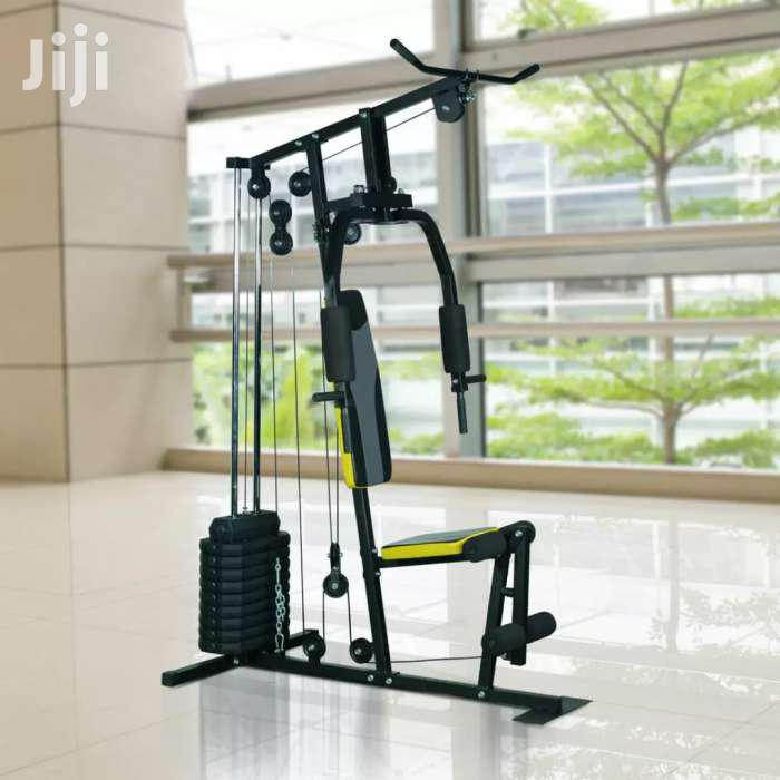 Strong Gym Home Gym Multi Gyms