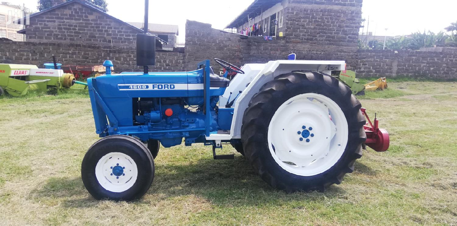 Archive: Tractor Ford 4600