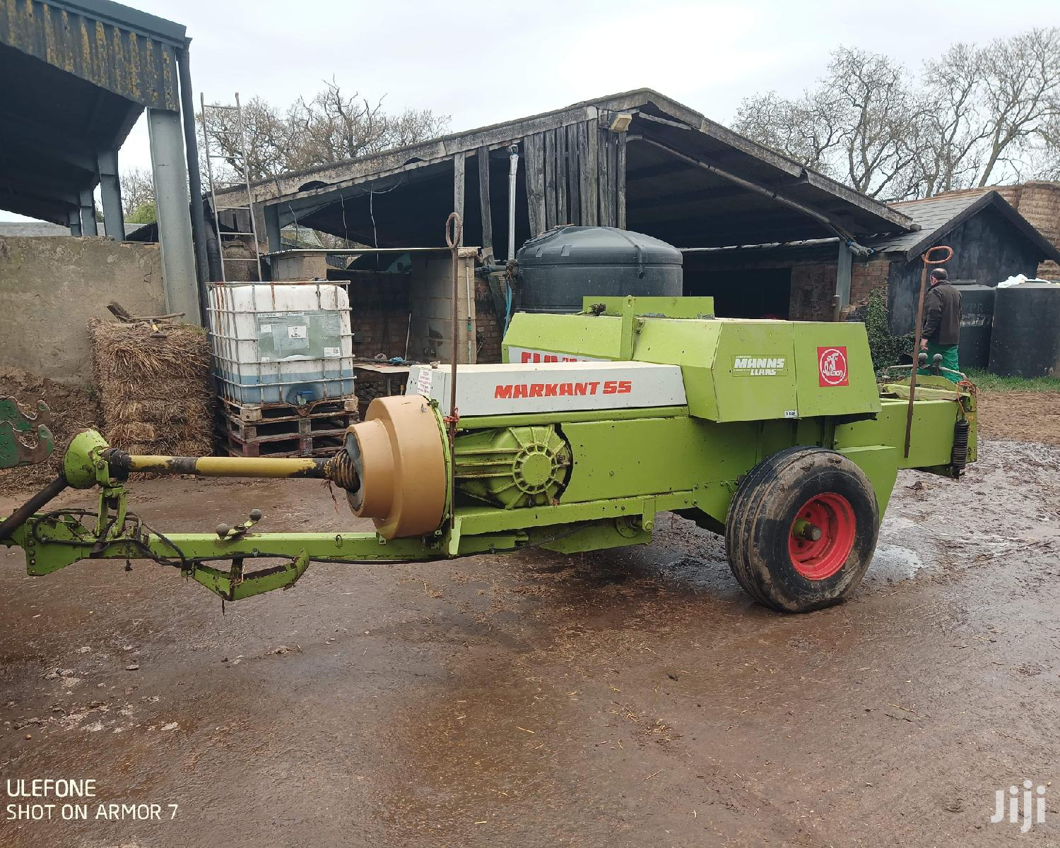 Claas Markant 55 And 65 Hay Balers