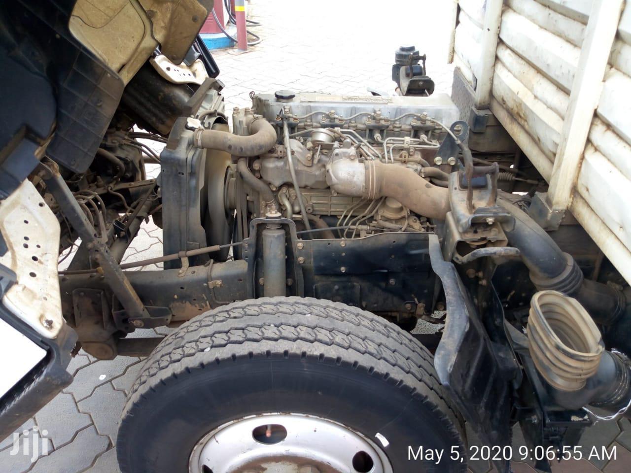 Isuzu Nkr 2018 White | Trucks & Trailers for sale in Kamulu/Joska (Kasarani), Nairobi, Kenya