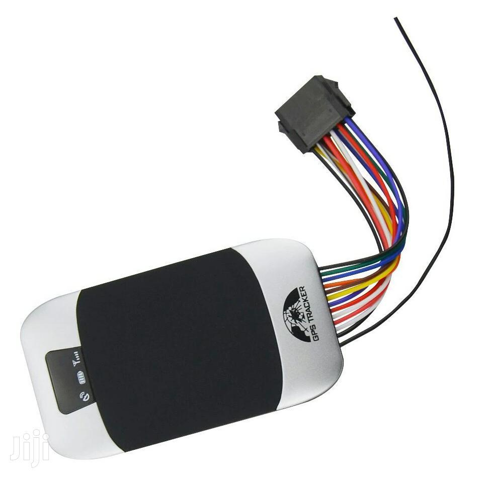 Car Tracking System Installation