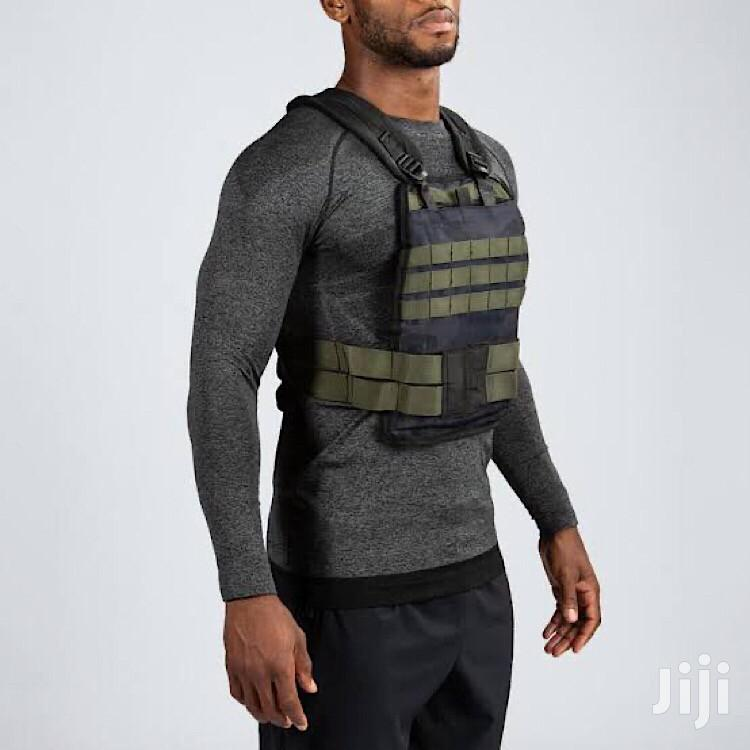 Archive: Weighted Vest 10kgs