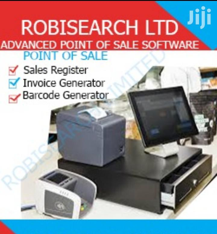 Supermarket Point Of Sale Software (Pos)