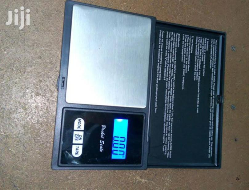 Portable Pocket Weighing Scale