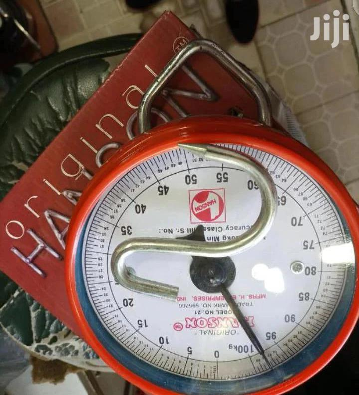 Ideal Hanson Weighing Scale