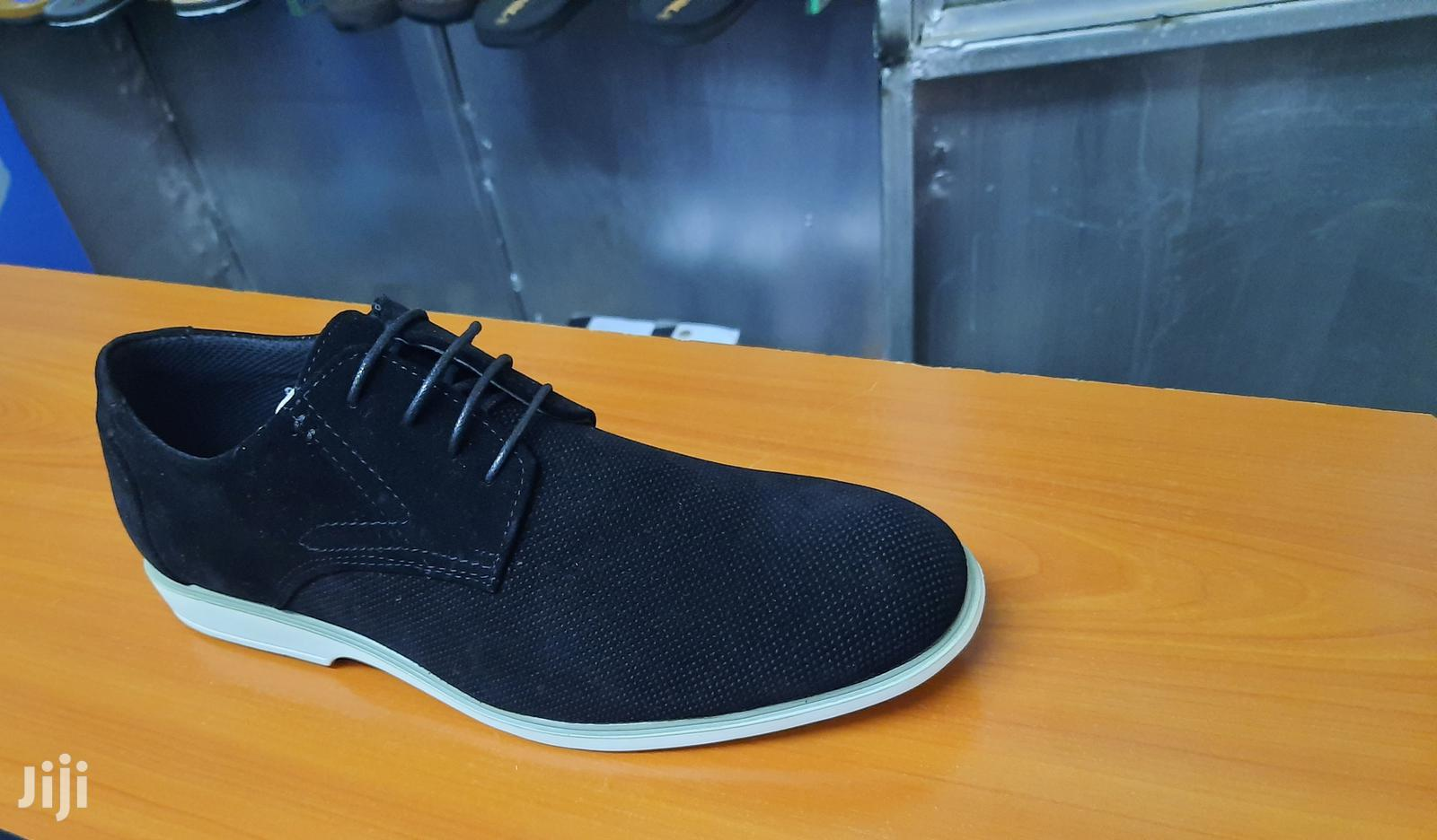Italy Suede Leather Men Shoes Oxford Casual Classic Sneakers   Shoes for sale in Nairobi Central, Nairobi, Kenya