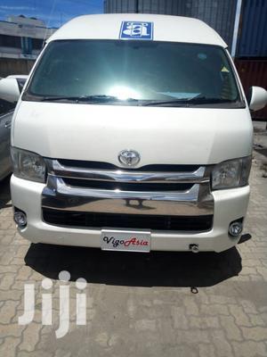 Toyota Hiace 9l Auto Diesel   Buses & Microbuses for sale in Mombasa, Mvita