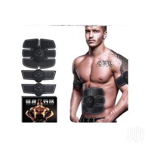 EMS Muscle Stimulator Pad Abdominal Fit Boot Toning Electric Muscle Tr | Sports Equipment for sale in Nairobi, Nairobi Central