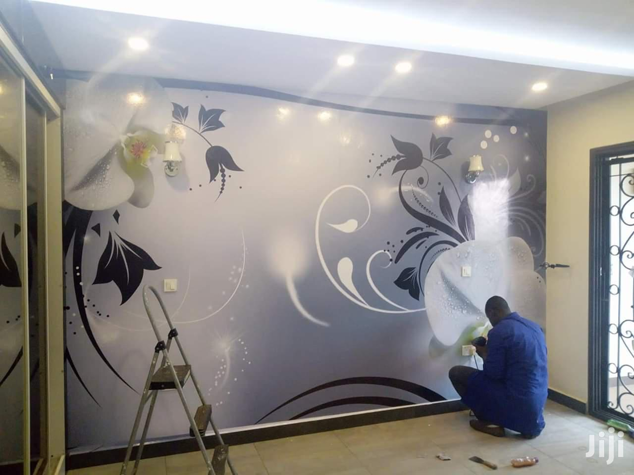 3D Wallpaper/ 3D Murals