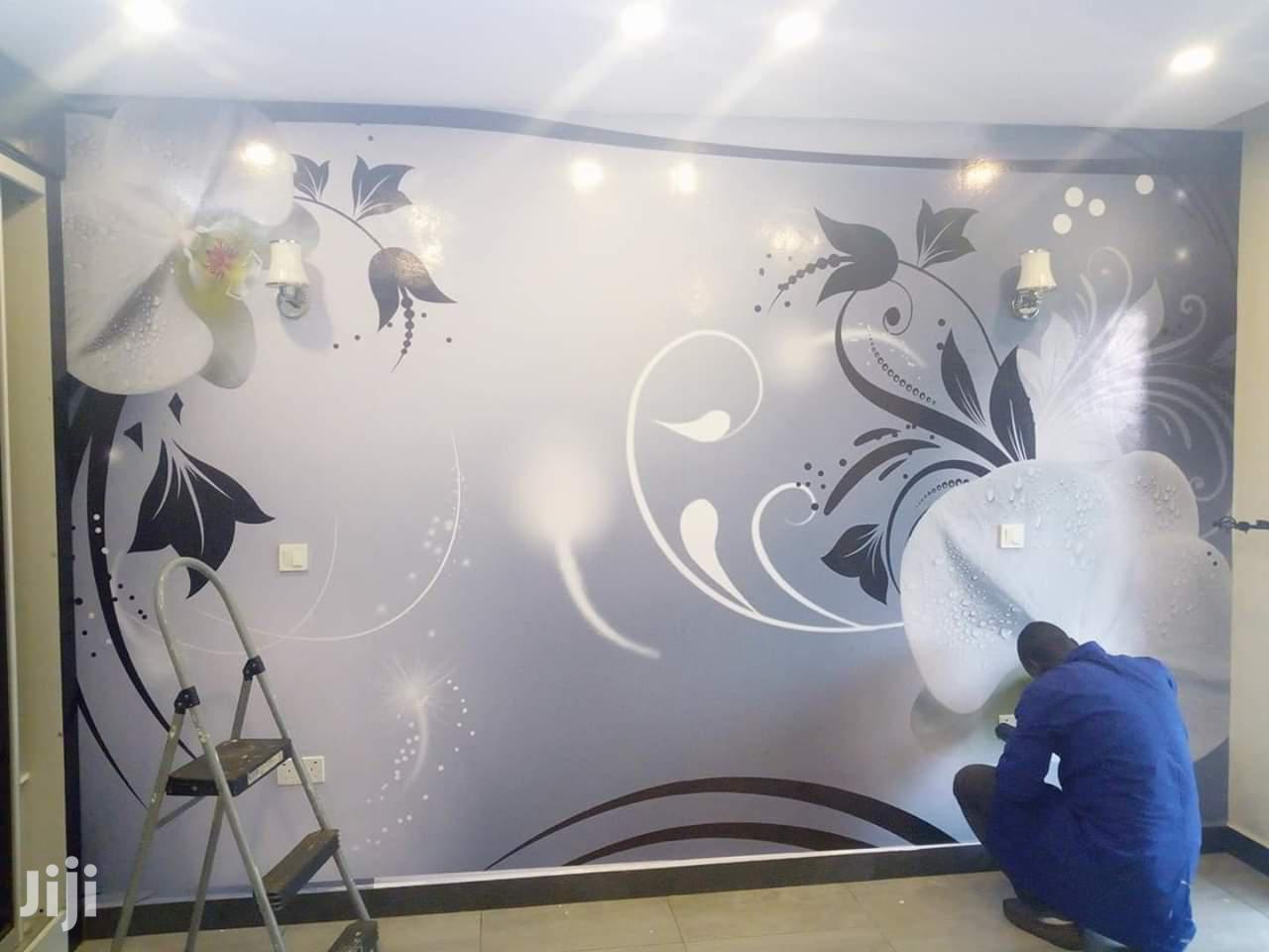 3D Wallpaper/ 3D Murals | Building & Trades Services for sale in Nairobi Central, Nairobi, Kenya