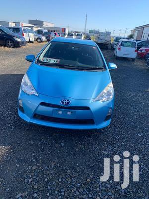 Toyota Aqua 2014 Blue   Cars for sale in Mombasa, Mombasa CBD