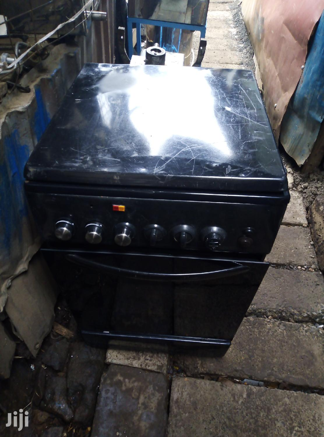 Ramtons Cooker 3gas 1 Electric