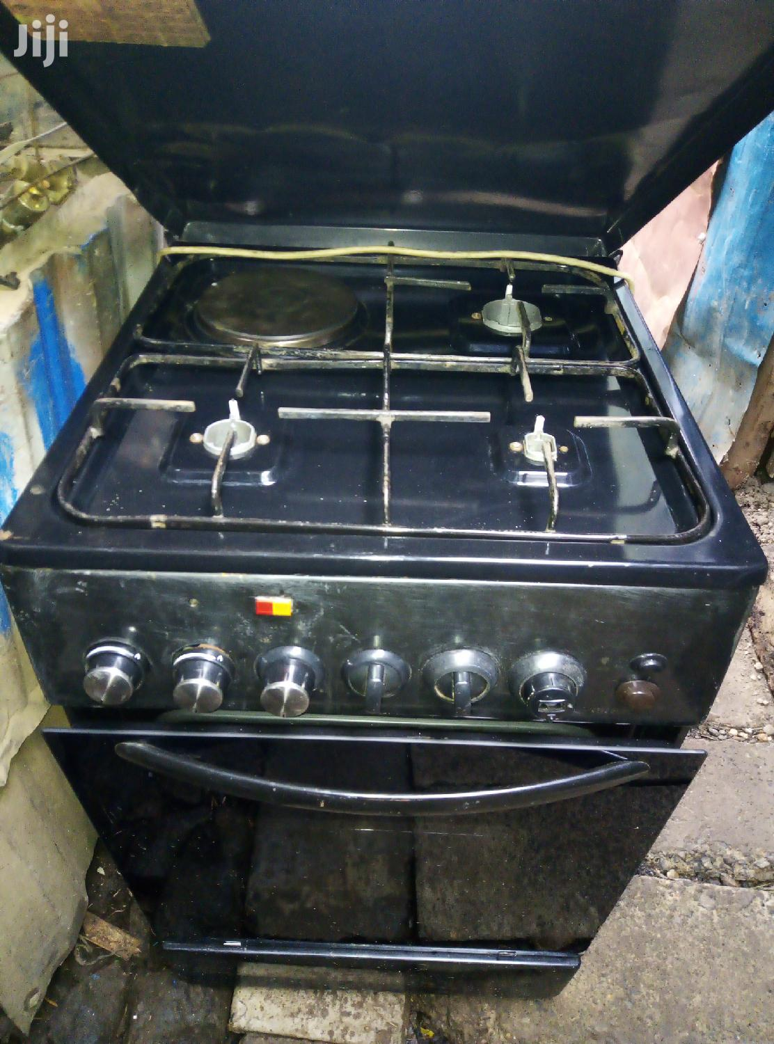 Ramtons Cooker 3gas 1 Electric | Kitchen Appliances for sale in Nairobi Central, Nairobi, Kenya