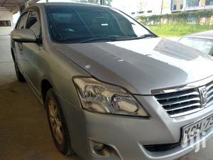 Toyota Premio 2010 Silver | Cars for sale in Mombasa, Tudor