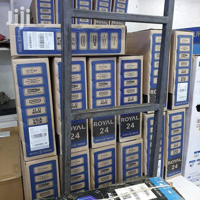 Lot of 24 Inch Digital LED Inbuilt Decorder TV – Black   TV & DVD Equipment for sale in Nairobi Central, Nairobi, Kenya