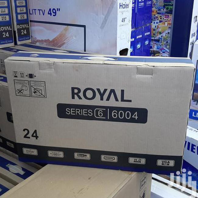 Lot of 24 Inch Digital LED Inbuilt Decorder TV – Black