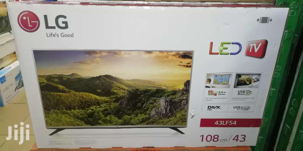 Archive: LG 43 Inches Digital Tv