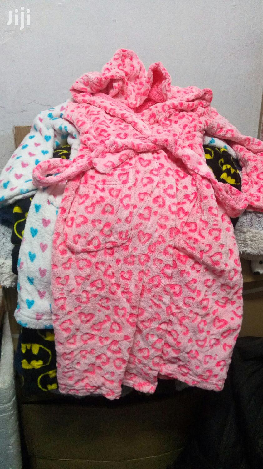 Bathing Gown/ Robe/ Towel With A Hood | Children's Clothing for sale in Nairobi Central, Nairobi, Kenya