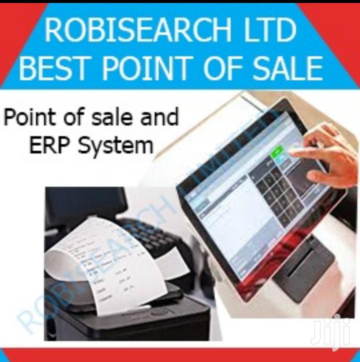 ROBIPOS Pos Point Of Sale Software (Pos) + Hardware Pos
