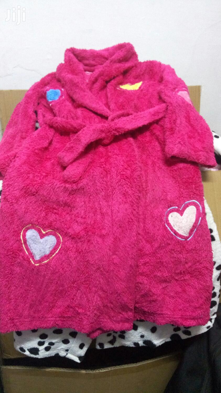 Bathing Gown/ Robe/ Towel Witg A Hood | Children's Clothing for sale in Nairobi Central, Nairobi, Kenya