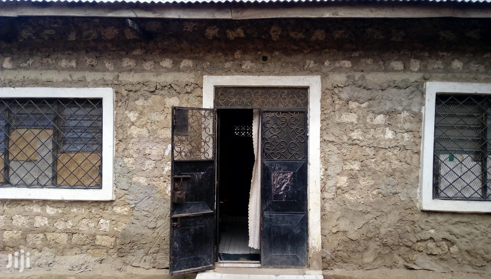 Single Room To Let At Mshomoroni (Ref Hse 411S)