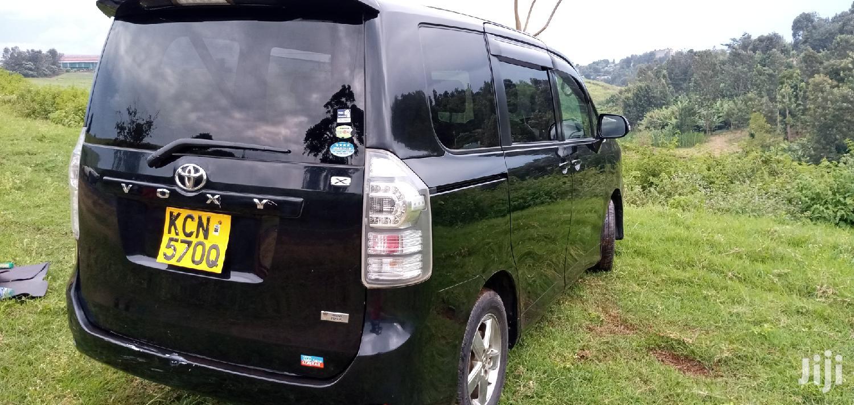 Toyota Voxy 2010 Black   Cars for sale in Karura, Nairobi, Kenya