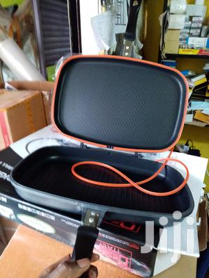 Non Sticky Dessini Double Grill Pan 40cm | Kitchen & Dining for sale in Nairobi, Nairobi Central