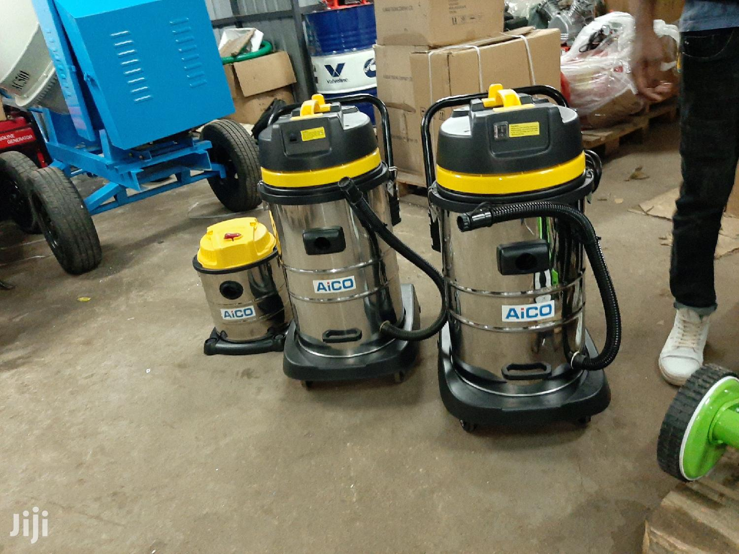 Aico Wet And Dry Vacuum Cleaners
