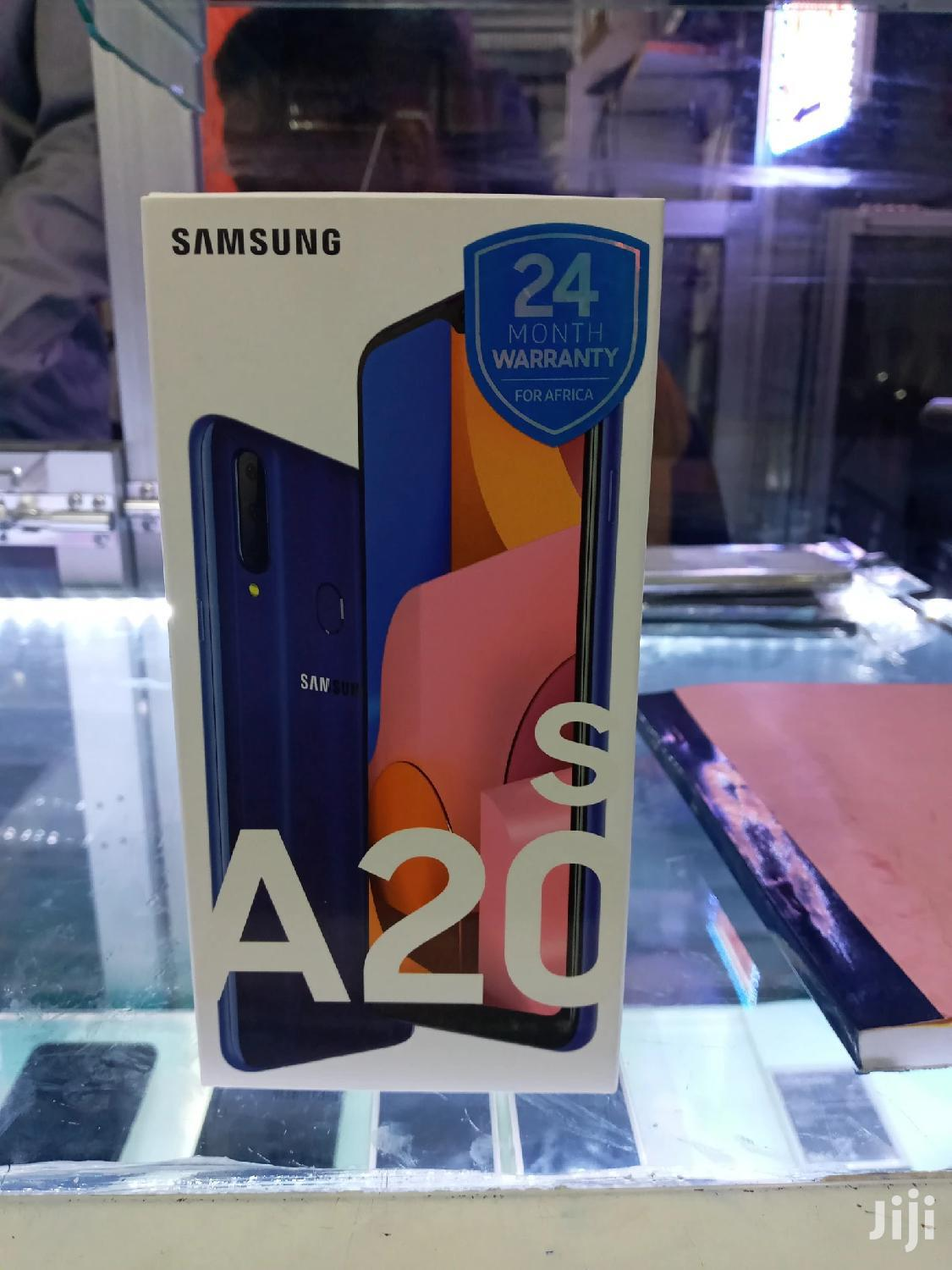 New Samsung Galaxy A20s 32 GB Black | Mobile Phones for sale in Nairobi Central, Nairobi, Kenya