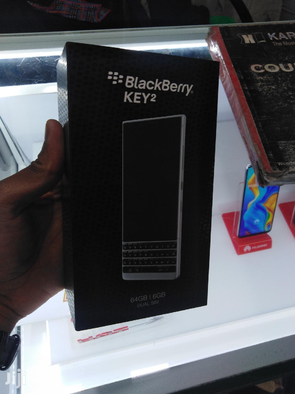 New BlackBerry KEY2 64 GB
