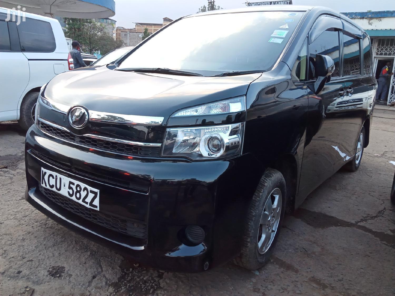 Toyota Voxy 2012 Black | Cars for sale in Nairobi Central, Nairobi, Kenya