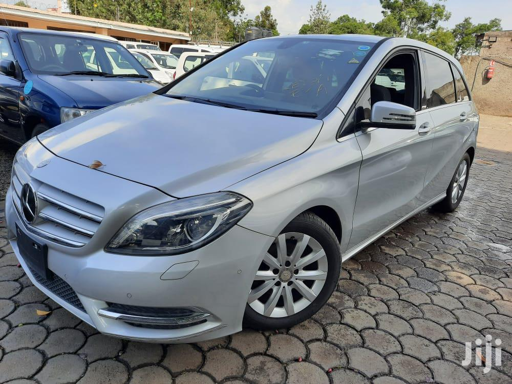 Archive: Mercedes-Benz B-Class 2011 Silver
