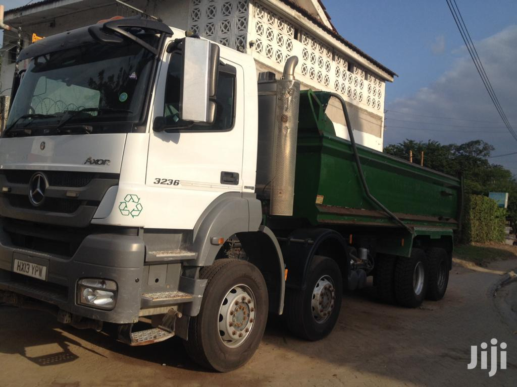 Mercedes Benz Axor Double Steering Tipper 2013 | Trucks & Trailers for sale in Mvita, Mombasa, Kenya