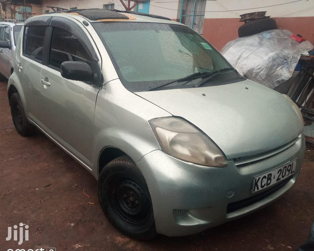 Archive: Toyota Passo 2009 Green