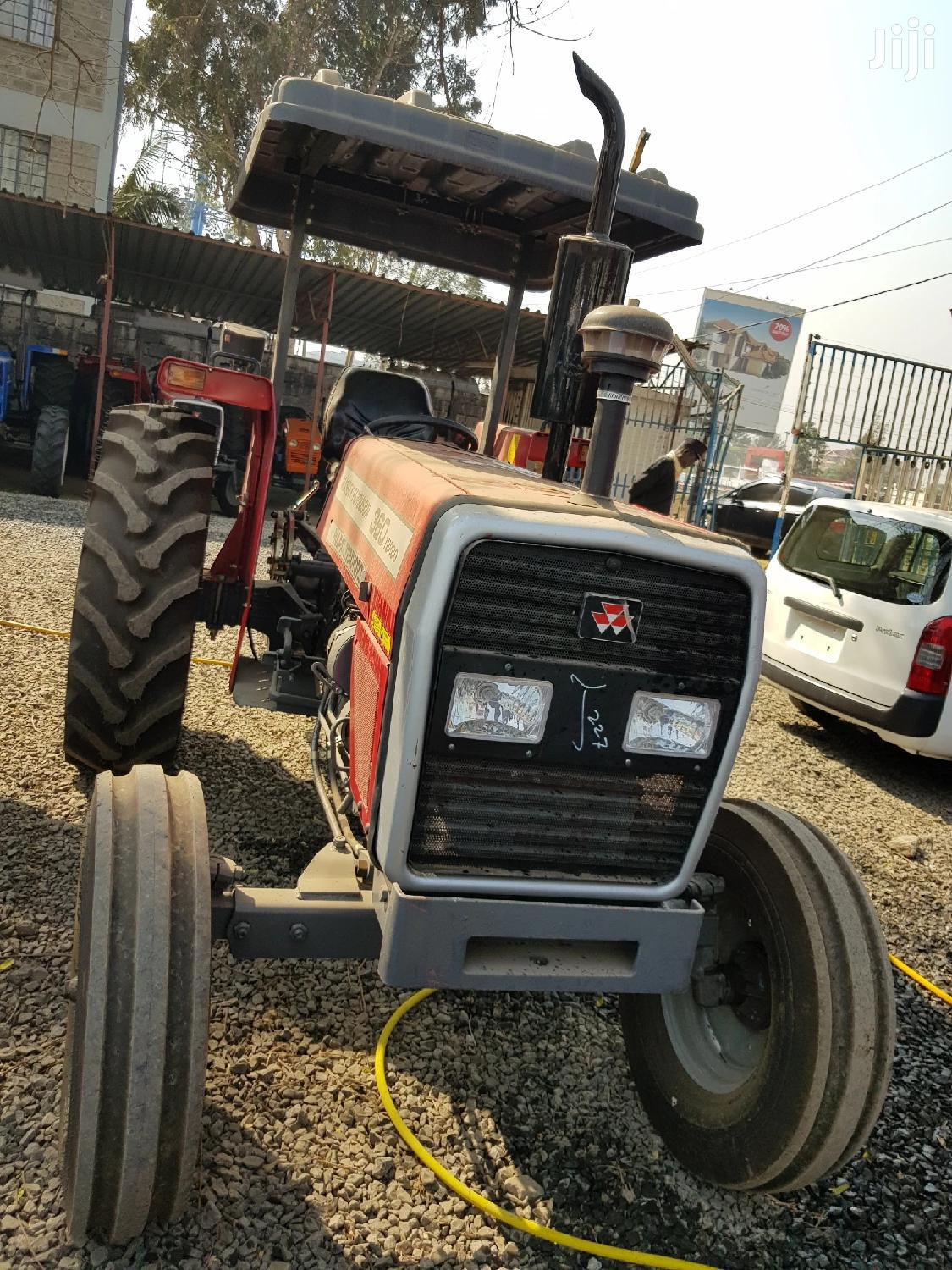 Mf 240 50hp Tractor 2wd