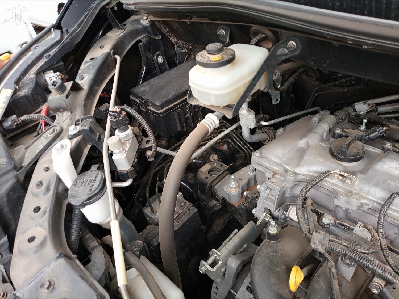 Archive: Toyota Voxy 2012 Black