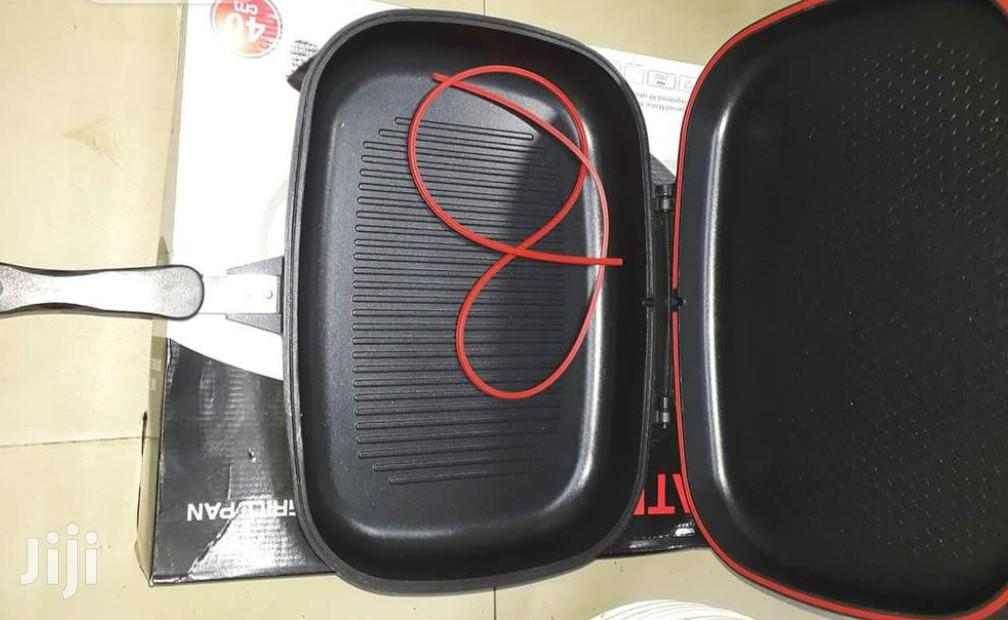 Smart Double Grill Pan 40cm