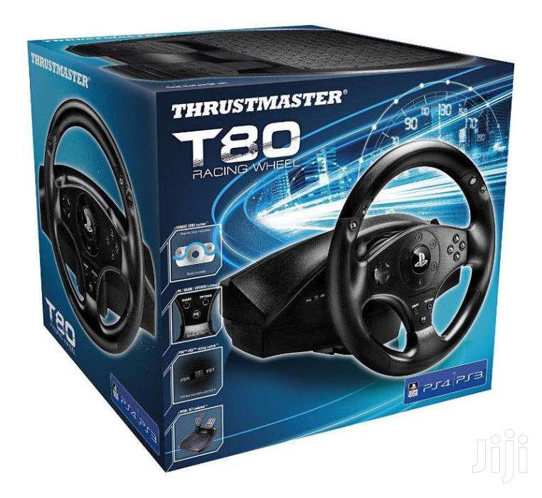 Archive: Thrustmaster T80 Racing Wheel